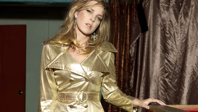 Diana Krall, jazz pianist and singer, is seen in this undated photo provided by her management.