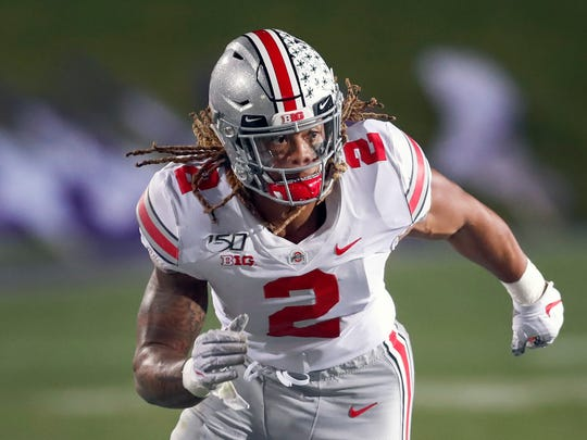 Big-time college athletes likes Ohio State defensive end Chase Jenkins may soon find themselves on the auction block, selling off their likenesses and endorsements to the highest bidders.