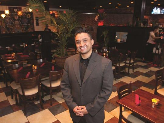 Javier Acuna is the owner of Santa Fe restaurants in Wilmington and Newark.