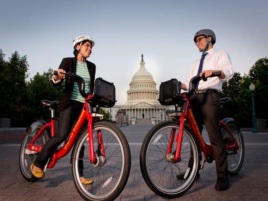 Great Urban Rides Bike Share Itineraries For Visitors