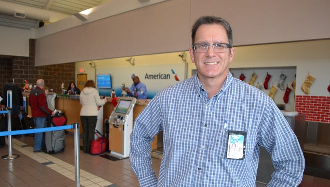 Bob Bryant, manager of the Salisbury-Ocean City: Wicomico Regional Airport, will be leaving Dec. 30 for a new job.