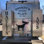 Donkey's gets a food truck — and a kick out of 'Goldbergs' spot