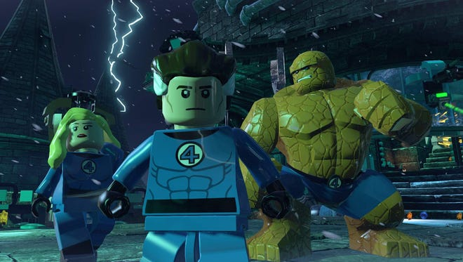 LEGO and Marvel team up for a memorable, family-friendly video game adventure.