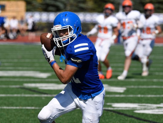 Catholic Central's Liam Cunningham was named to the All-Academic team.