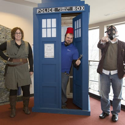 Who's ready for some Doctor Who?