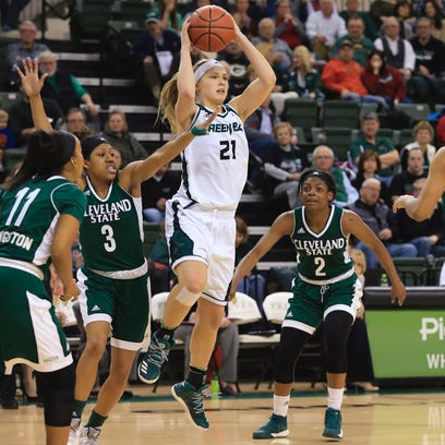 UWGB's Jessica Lindstrom 'absolute terror' for opponents