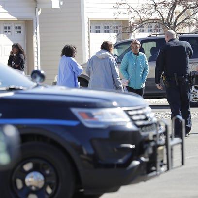 Children in harm's way in Schindler Place shooting; neighbors on edge