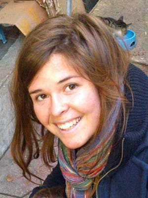 Kayla Mueller is a 26-year-old American humanitarian worker from Prescott, Arizona. She was taken hostage by ISIS in August 2013, according to information released by Sen. John McCain's office.