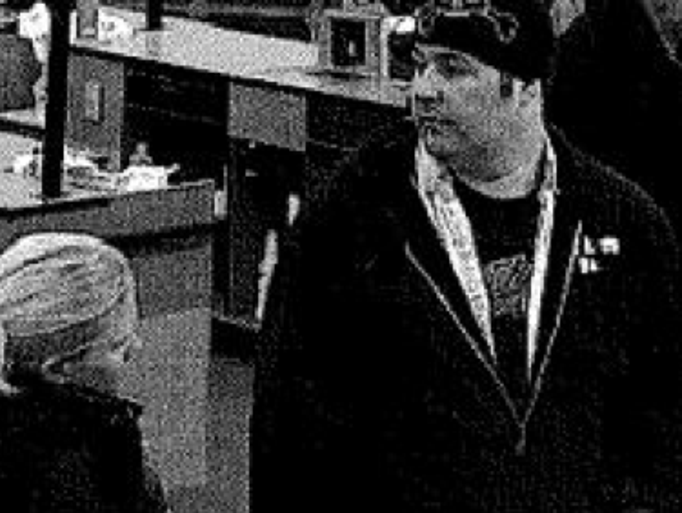 The Sioux Falls Police Department is looking for the public's help in identifying the subject in reference to a theft on Dec. 12. If you know the subject, please contact CrimeStoppers or call the Sioux Falls Police at 367-7234 SFPD CC#13-87084