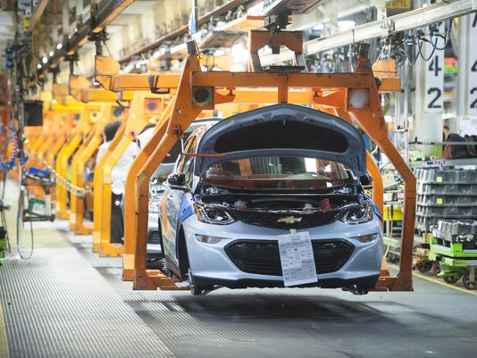 Gm To Boost Bolt Ev Production At Orion Plant