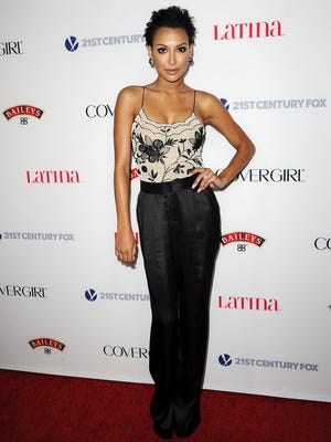 "Actress Naya Rivera attends the Latina Magazine ""Hollywood Hot List"" party at The Redbury Hotel on Oct.r 3, 2013 in Hollywood."