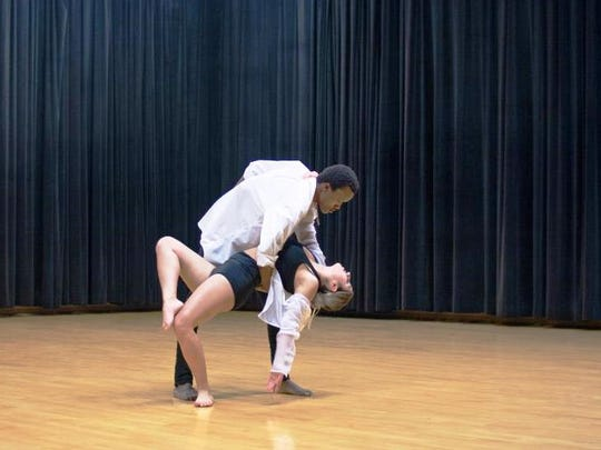 Orchesis will present its annual spring concert on Friday and Saturday, April 7 and 8, in Laird Hall.