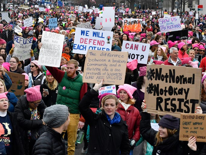 point washington women Where does the women's march on washington end who believes women's rights are human rights the current word on the end point for the march is still unclear.