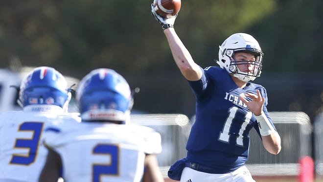 Washburn senior quarterback Mitch Schurig and his Ichabod teammates will get the opportunity to play football for the first time in almost a year Saturday when WU hosts Northwest Missouri in an exhibition game at Yager Stadium.