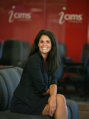 Susan Vitale, chief marketing officer of iCIMS, a Central Jersey-based provider of cloud-based talent acquisition solutions, recently received a Stevie Award for Female Executive of the Year in the business products 11 to 2,500 employees category. Vitale's work also was recognized in April when she was inducted into the 2016 Marketing Hall of Femme.