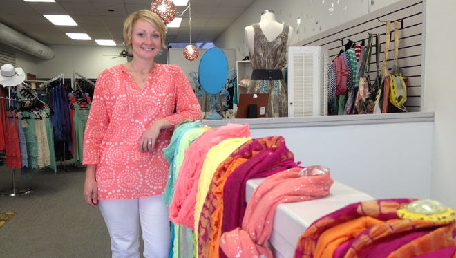 Heather Marie Dachelet is the newest store owner in Algoma.