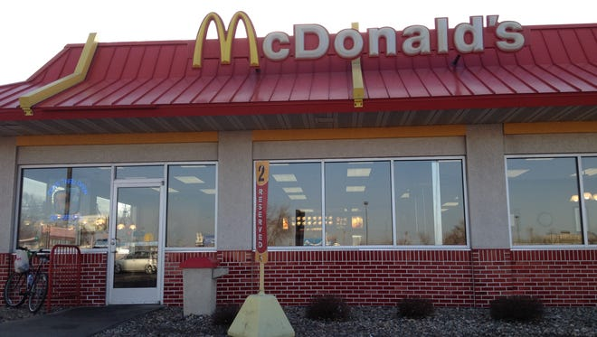 McDonald's is offering free small coffee.