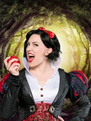 Snow White is the sometimes-bossy ringleader of the