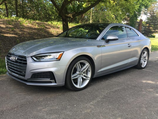 Auto review: 2018 Audi A5 Coupe is a good getaway car