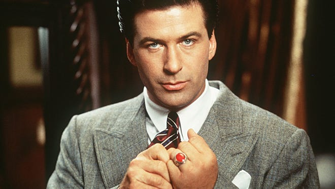 "Alec Baldwin starred as the dashing Lamont Cranston — and his shadowy alter ego in 1994's ""The Shadow."""