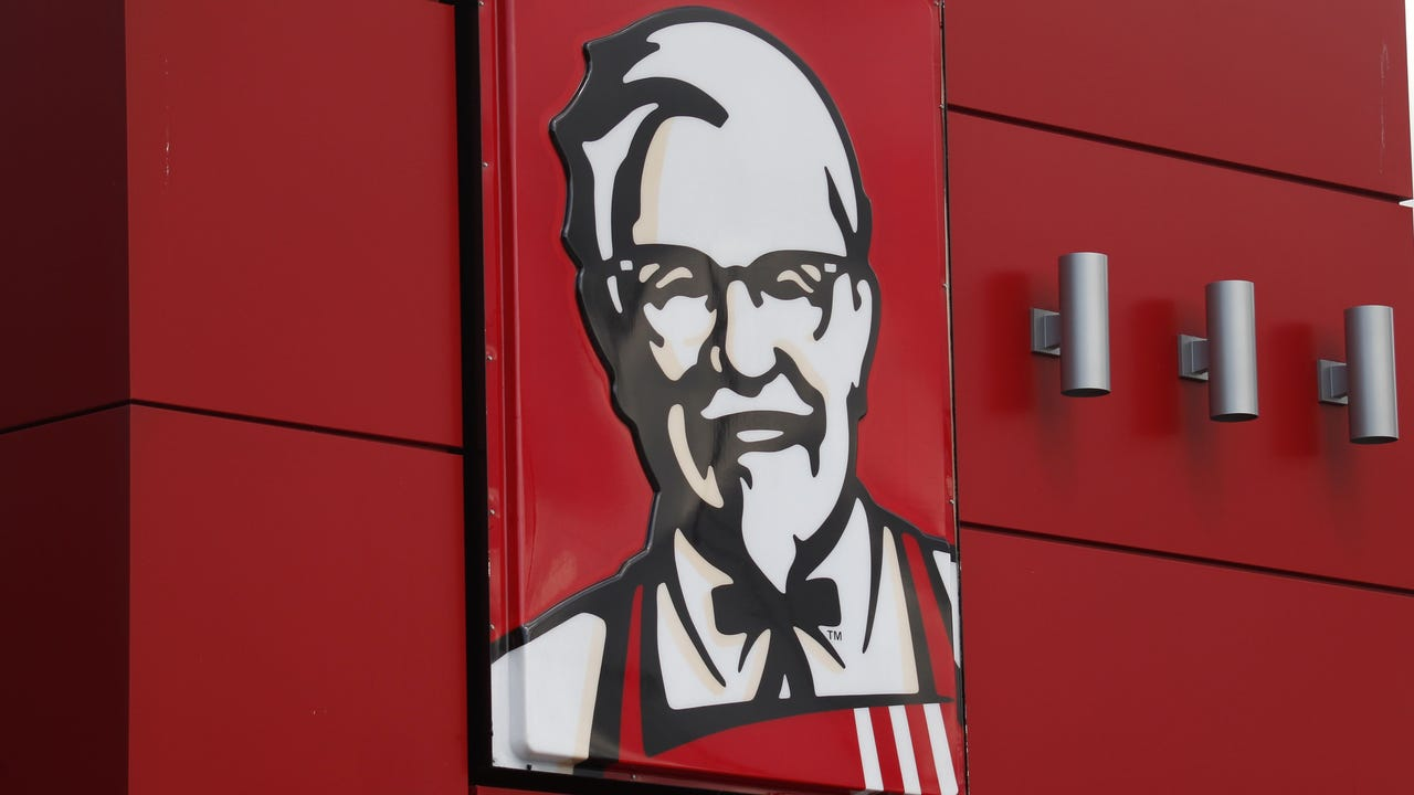 Apparently, British KFCs are running out of chicken. Buzz60's Nathan Rousseau Smith has more.