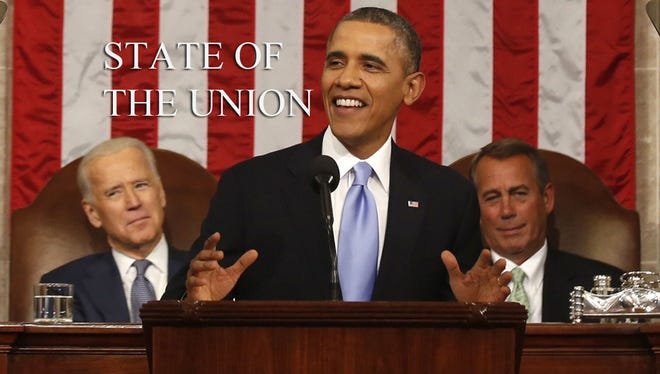 President Obama threatened more executive actions in his State of the Union Address on Tuesday.