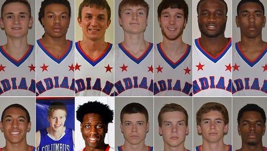 2015 Indiana All-Stars
