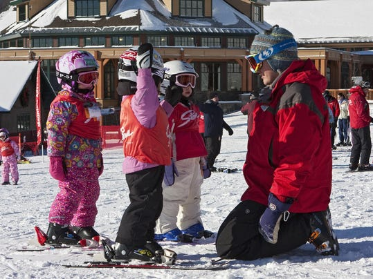 Travel Skiing For Kids
