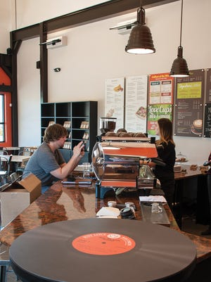 The newest Just Love Coffee Roasters opened recently at 2863 Old Fort Parkway in Murfreesboro.