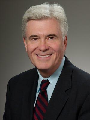 Richard M. Struck, president and CEO of Rockland Economic Development Corp.