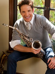 Sax man Dave Koz's holiday shows are a mix of jazz