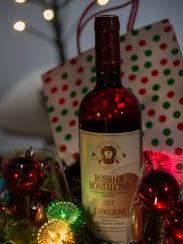 Wine! Mandi Wright/Detroit Free Press