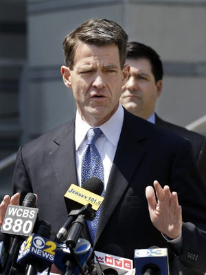 At issue in Wednesday's filing were documents provided by former Port Authority of New York and New Jersey official Bill Baroni to a New Jersey legislative committee investigating the 2013 lane closures near the bridge.