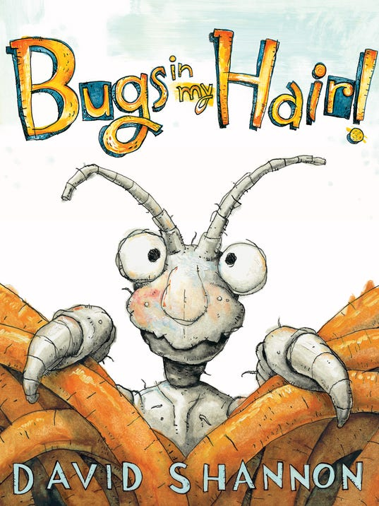 Bugs in My Hair cover