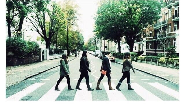 Share your photos from Abbey Road.
