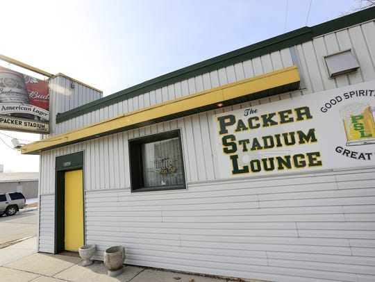 The Packer Stadium Lounge at 1342 S. Broadway has been