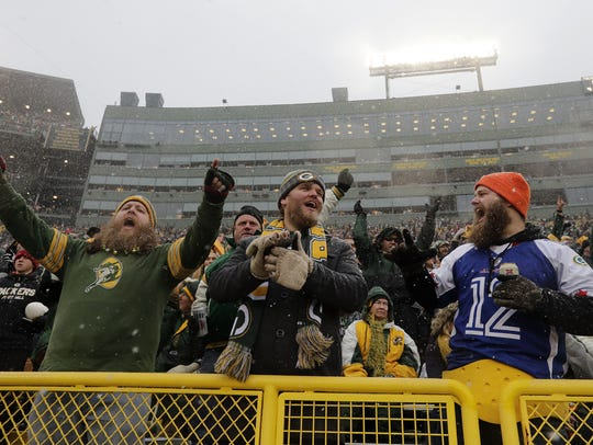 The price of tickets to Green Bay Packers games will increase an average of 3.1 percent this year.