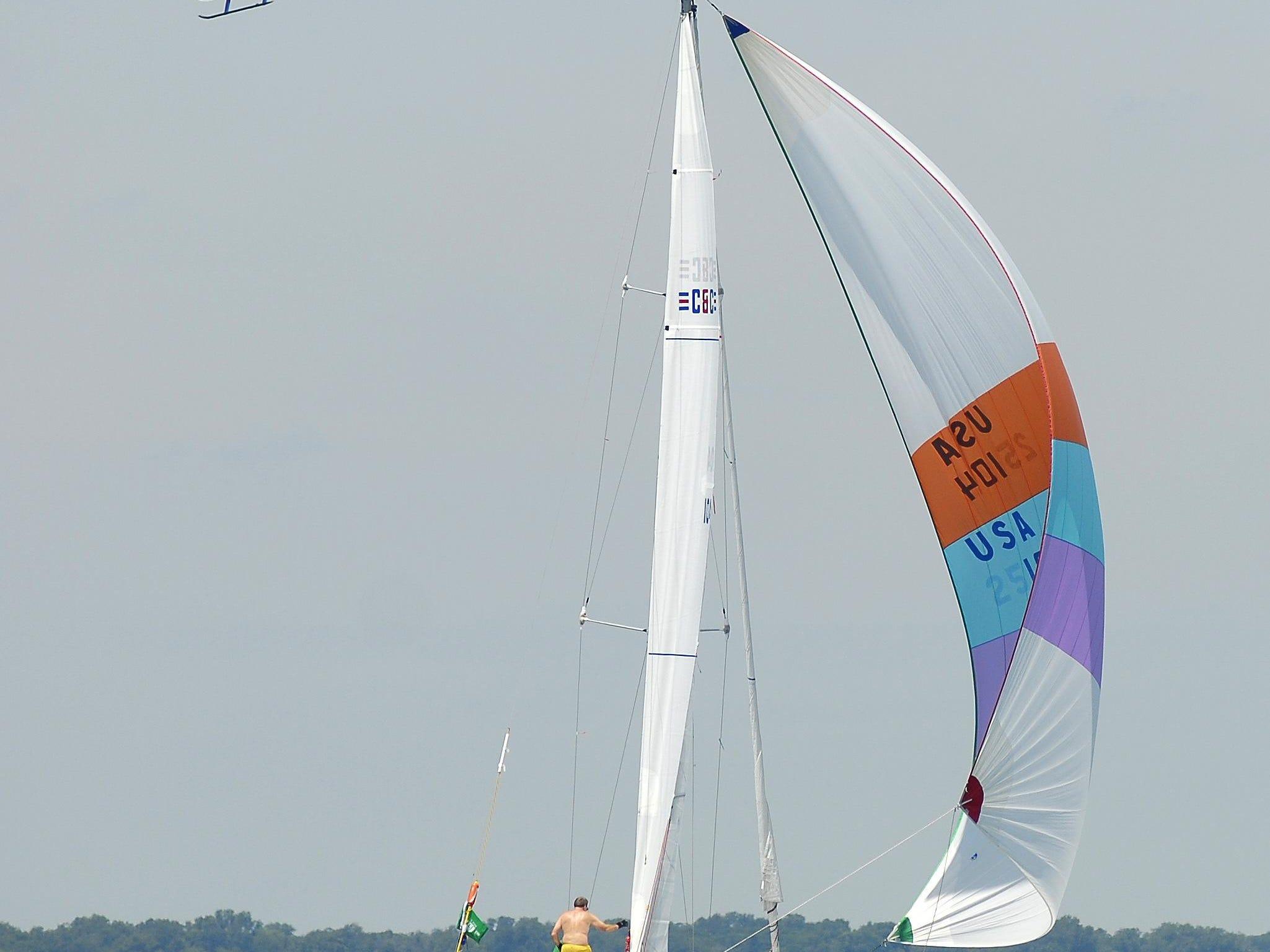 Mattali, of the Port Huron Yacht Club