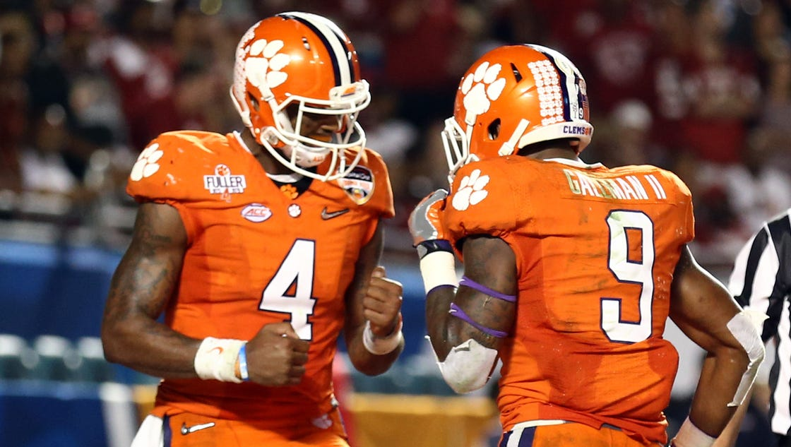 Orange Bowl Takeaways Clemson Looks Every Bit Like No 1