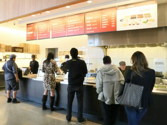 Chipotle Mexican Grill has a new process to test potential menu additions.