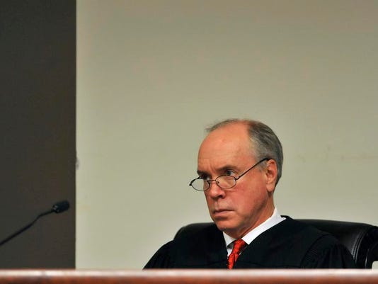 Judge Michael Baxley