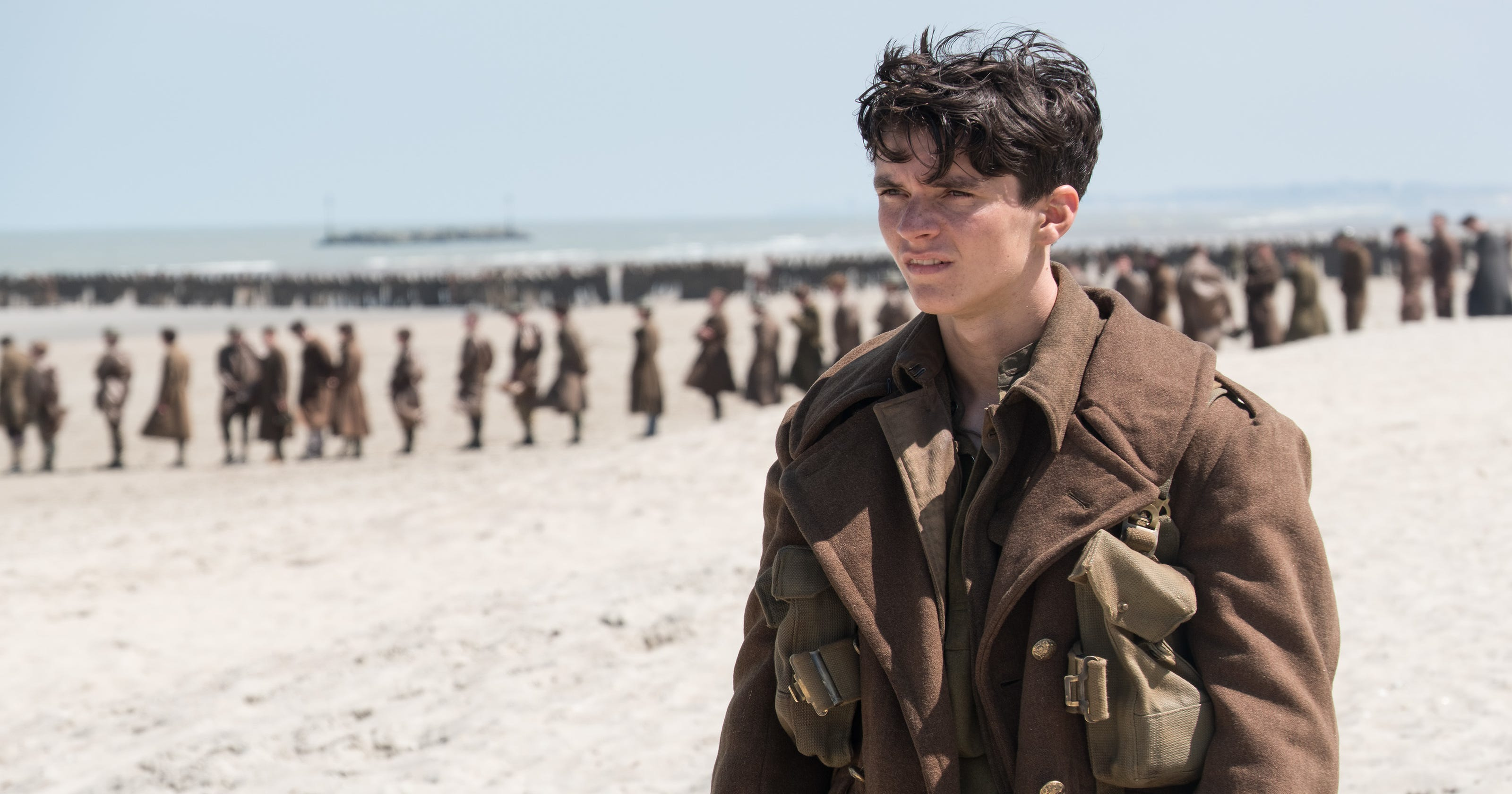 Review: Nolan's 'Dunkirk' echoes other great war movies