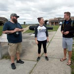 Man stops at Fort Pickens on trip to 417 National Parks