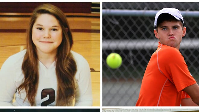 Here's the latest LSJ prep athlete of the week candidates.