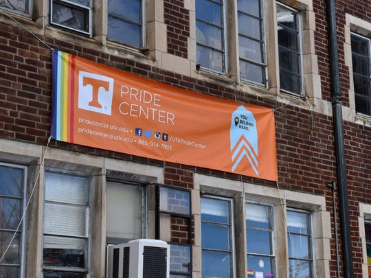 The University of Tennessee Pride Center