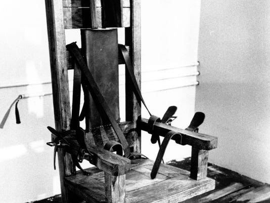 Tennessee may go back to the electric chair