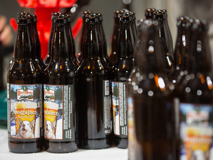 Brewery tours reveal automated bottling machines that