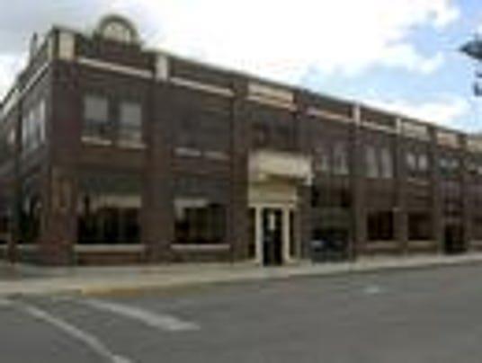 old tribune building