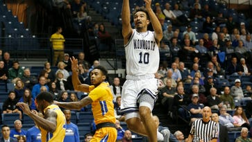 Monmouth basketball: Hofstra stuns Hawks on late Jalen Ray 3-pointer