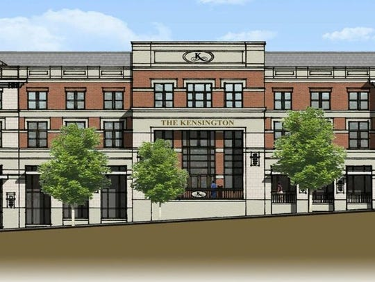 Kensington Senior Living LLC is proposing an assisted